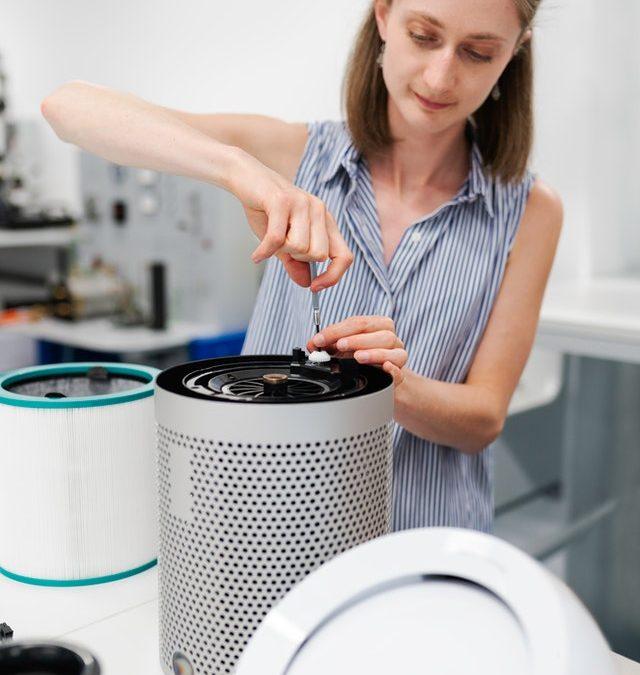 Kies voor een Inventum ventilator